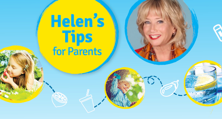 Helen's Tips for Parents